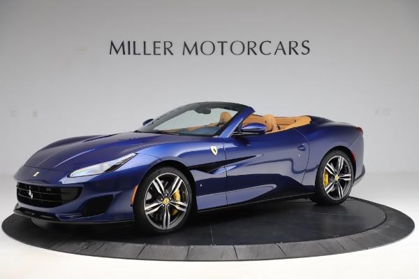 Used 2019 Ferrari Portofino for sale Sold at McLaren Greenwich in Greenwich CT 06830 2