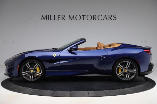 Used 2019 Ferrari Portofino for sale Sold at McLaren Greenwich in Greenwich CT 06830 3