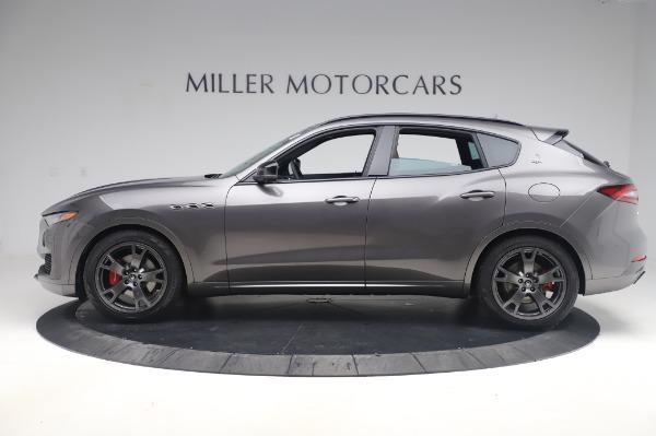 New 2020 Maserati Levante Q4 for sale $84,499 at McLaren Greenwich in Greenwich CT 06830 3