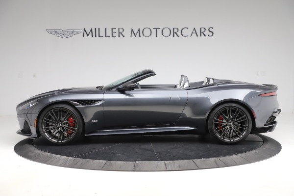 Used 2020 Aston Martin DBS Superleggera for sale $329,900 at McLaren Greenwich in Greenwich CT 06830 2