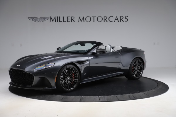 Used 2020 Aston Martin DBS Superleggera for sale $329,900 at McLaren Greenwich in Greenwich CT 06830 1