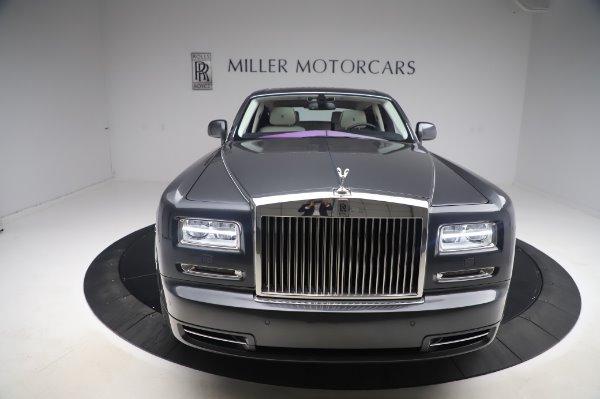 Used 2014 Rolls-Royce Phantom for sale $219,900 at McLaren Greenwich in Greenwich CT 06830 4
