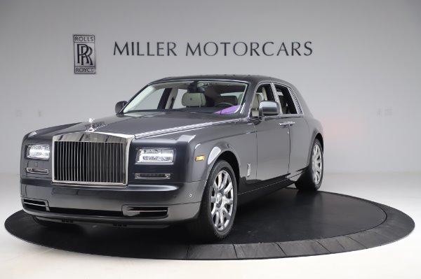Used 2014 Rolls-Royce Phantom for sale $219,900 at McLaren Greenwich in Greenwich CT 06830 1