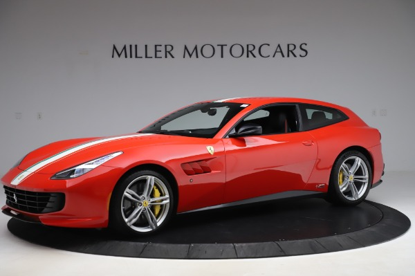 Used 2018 Ferrari GTC4Lusso for sale Call for price at McLaren Greenwich in Greenwich CT 06830 2