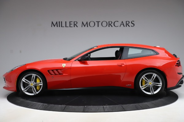 Used 2018 Ferrari GTC4Lusso for sale Call for price at McLaren Greenwich in Greenwich CT 06830 3