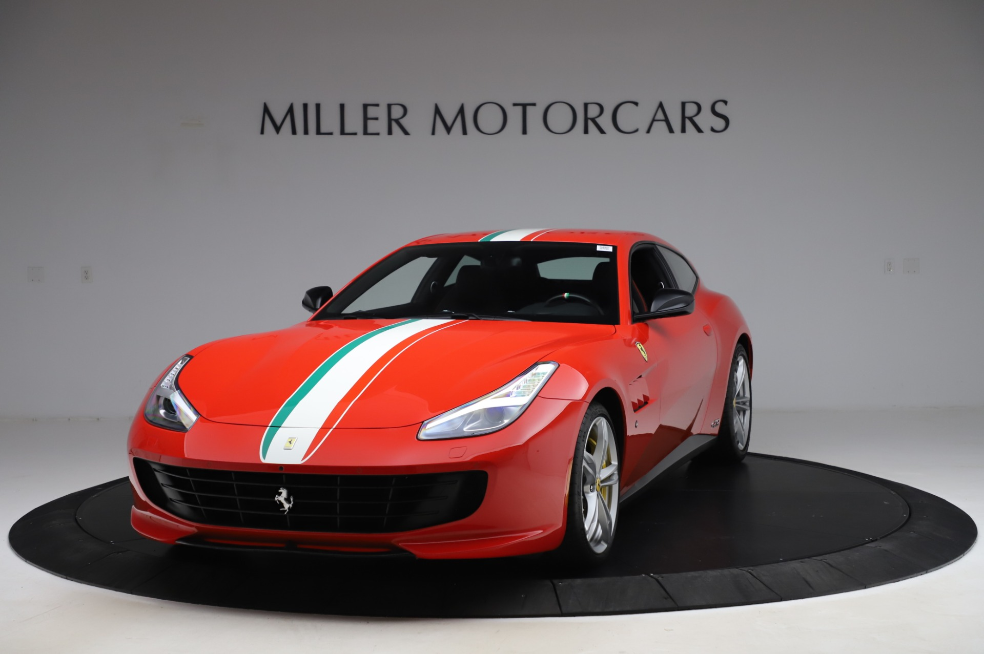 Used 2018 Ferrari GTC4Lusso for sale Call for price at McLaren Greenwich in Greenwich CT 06830 1