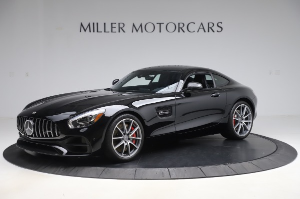 Used 2018 Mercedes-Benz AMG GT S for sale $103,900 at McLaren Greenwich in Greenwich CT 06830 2