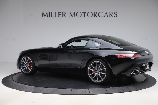 Used 2018 Mercedes-Benz AMG GT S for sale $103,900 at McLaren Greenwich in Greenwich CT 06830 4