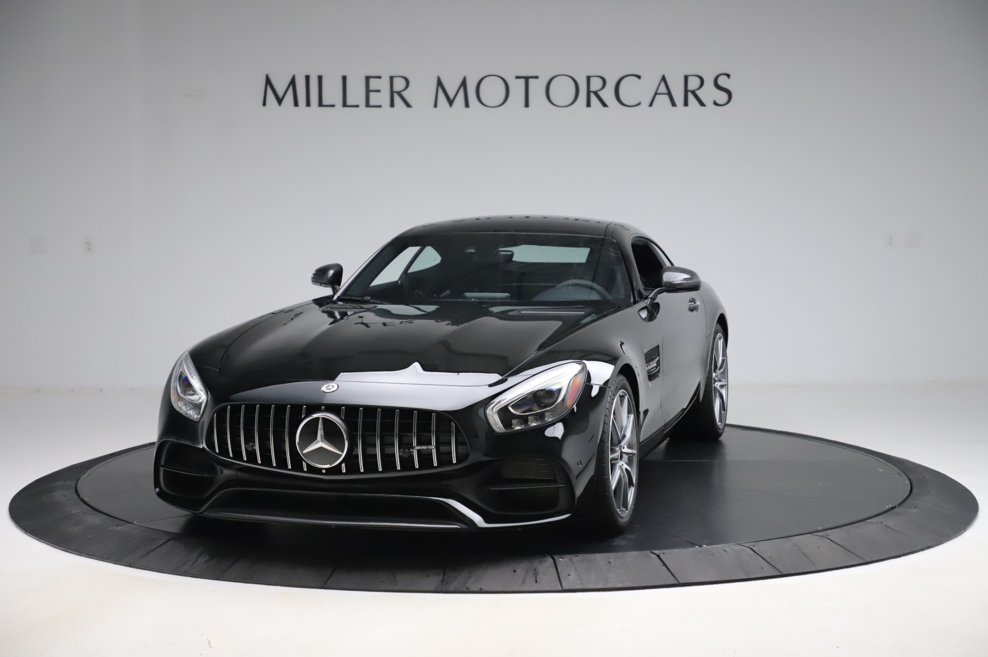 Used 2018 Mercedes-Benz AMG GT S for sale $103,900 at McLaren Greenwich in Greenwich CT 06830 1