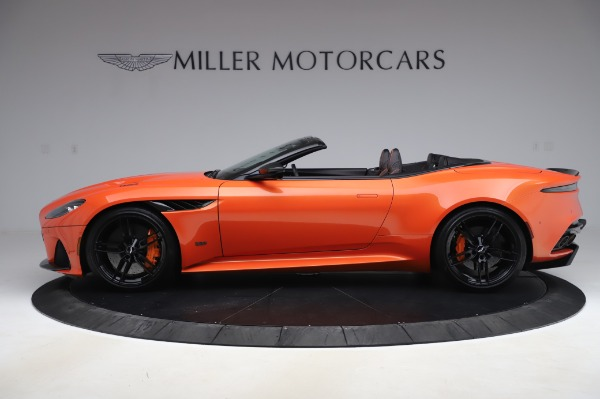 Used 2020 Aston Martin DBS Superleggera Volante for sale $339,800 at McLaren Greenwich in Greenwich CT 06830 2