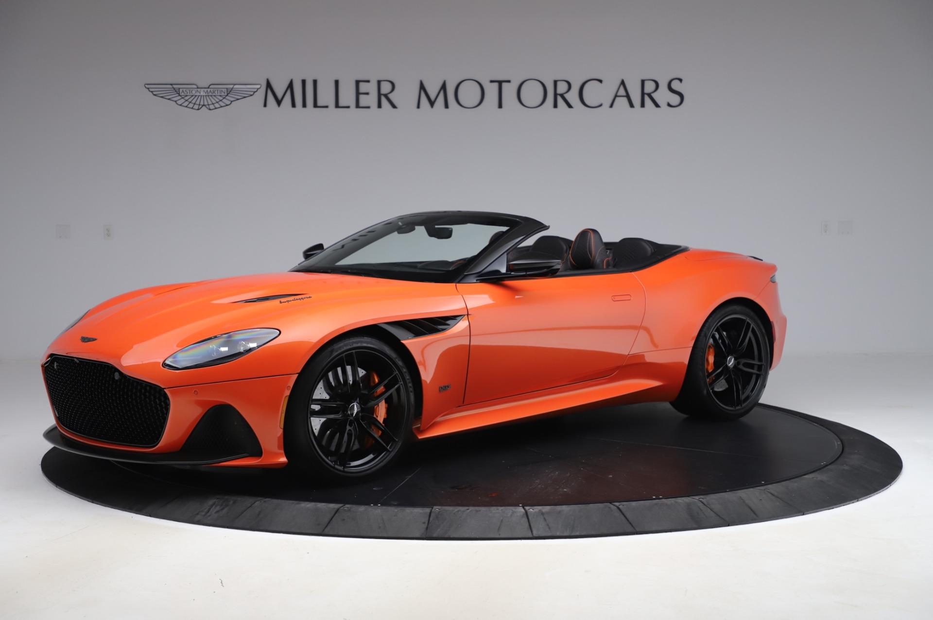 Used 2020 Aston Martin DBS Superleggera for sale $339,900 at McLaren Greenwich in Greenwich CT 06830 1