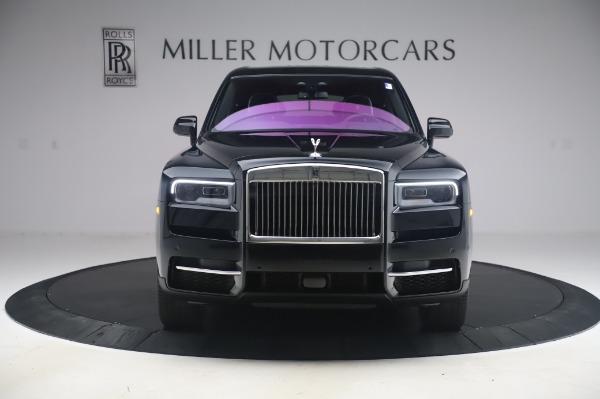 New 2021 Rolls-Royce Cullinan for sale $403,700 at McLaren Greenwich in Greenwich CT 06830 2