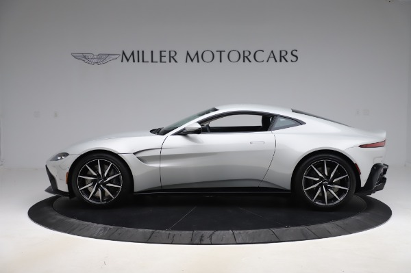 Used 2020 Aston Martin Vantage Coupe for sale $149,800 at McLaren Greenwich in Greenwich CT 06830 2