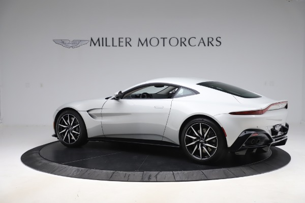 Used 2020 Aston Martin Vantage Coupe for sale $149,800 at McLaren Greenwich in Greenwich CT 06830 3