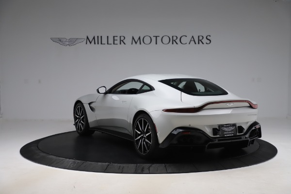 Used 2020 Aston Martin Vantage Coupe for sale $149,800 at McLaren Greenwich in Greenwich CT 06830 4