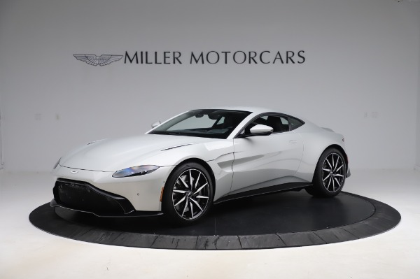 Used 2020 Aston Martin Vantage Coupe for sale $149,800 at McLaren Greenwich in Greenwich CT 06830 1