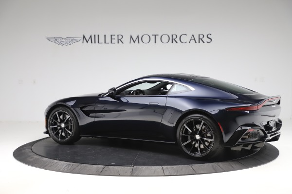 Used 2019 Aston Martin Vantage for sale $127,900 at McLaren Greenwich in Greenwich CT 06830 3