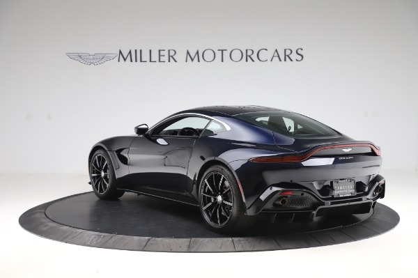 Used 2019 Aston Martin Vantage for sale $127,900 at McLaren Greenwich in Greenwich CT 06830 4