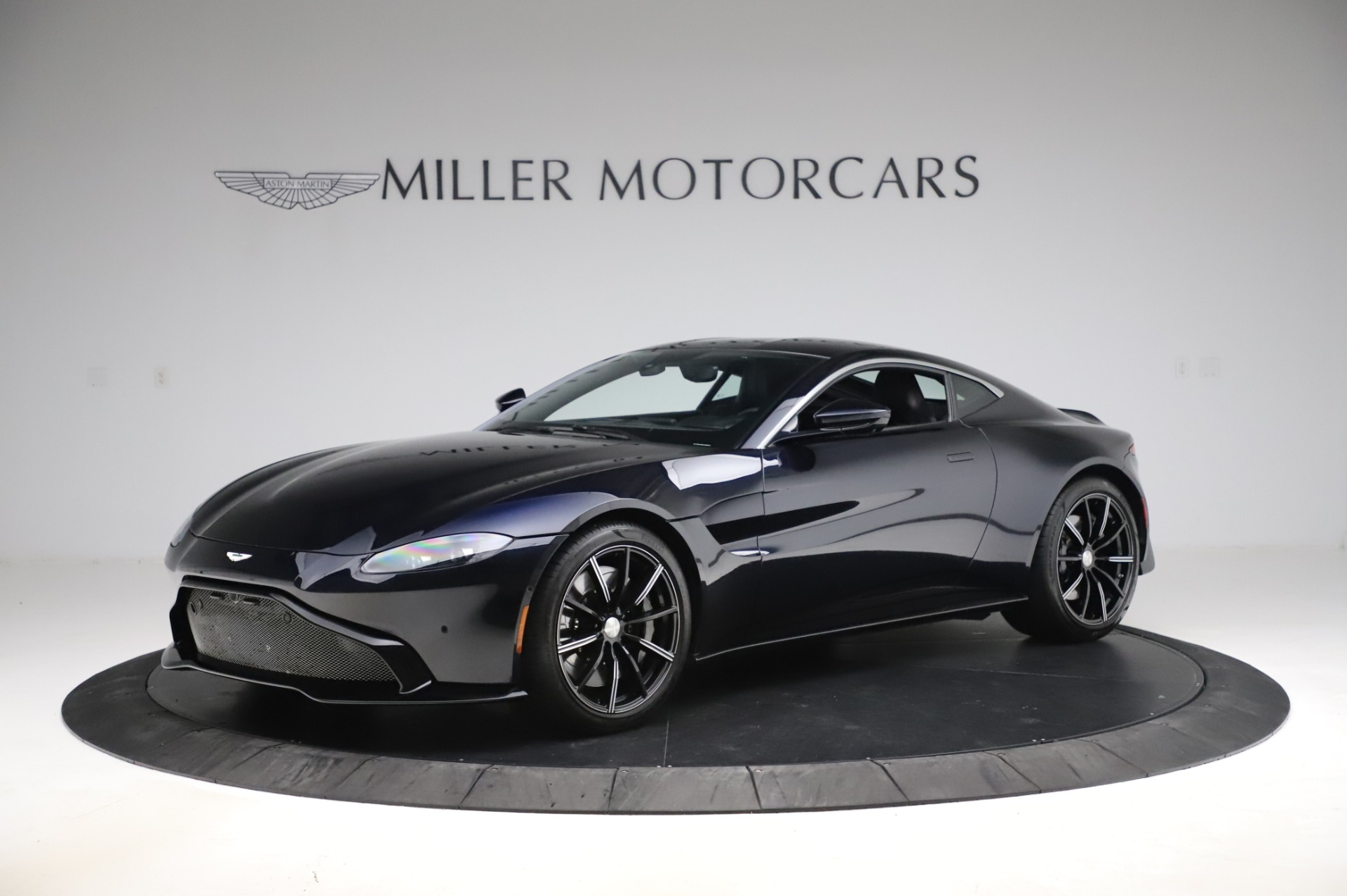 Used 2019 Aston Martin Vantage for sale $127,900 at McLaren Greenwich in Greenwich CT 06830 1