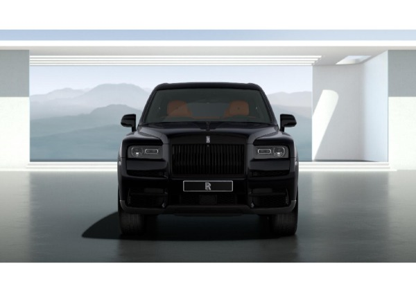 New 2021 Rolls-Royce Cullinan Black Badge for sale Sold at McLaren Greenwich in Greenwich CT 06830 2