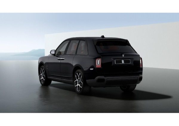 New 2021 Rolls-Royce Cullinan Black Badge for sale Sold at McLaren Greenwich in Greenwich CT 06830 3