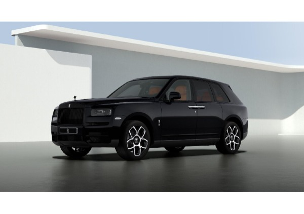 New 2021 Rolls-Royce Cullinan Black Badge for sale Sold at McLaren Greenwich in Greenwich CT 06830 1