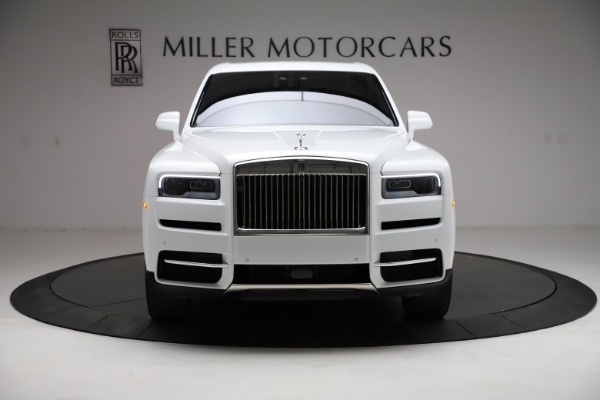 Used 2021 Rolls-Royce Cullinan for sale Sold at McLaren Greenwich in Greenwich CT 06830 2