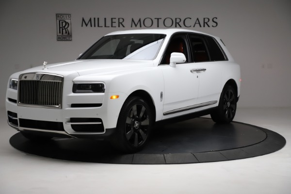 Used 2021 Rolls-Royce Cullinan for sale Sold at McLaren Greenwich in Greenwich CT 06830 3