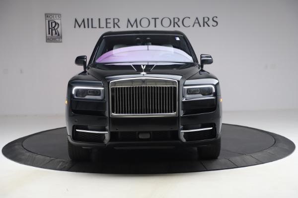 New 2021 Rolls-Royce Cullinan for sale $369,975 at McLaren Greenwich in Greenwich CT 06830 2