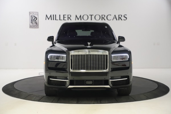 New 2021 Rolls-Royce Cullinan for sale $372,725 at McLaren Greenwich in Greenwich CT 06830 3