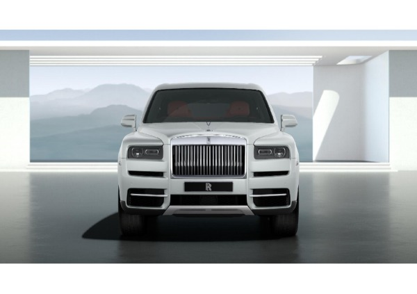 New 2021 Rolls-Royce Cullinan for sale $376,925 at McLaren Greenwich in Greenwich CT 06830 2