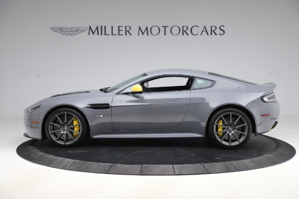Used 2017 Aston Martin V12 Vantage S for sale $185,900 at McLaren Greenwich in Greenwich CT 06830 2