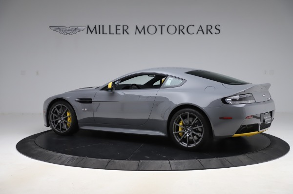 Used 2017 Aston Martin V12 Vantage S for sale $185,900 at McLaren Greenwich in Greenwich CT 06830 3