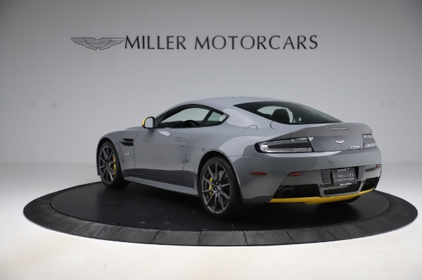 Used 2017 Aston Martin V12 Vantage S for sale $185,900 at McLaren Greenwich in Greenwich CT 06830 4