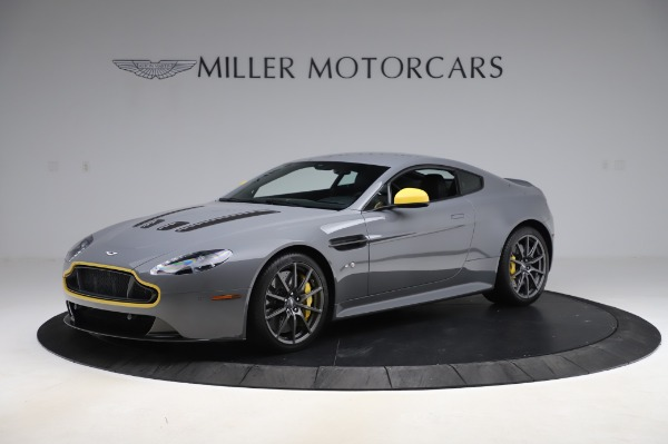Used 2017 Aston Martin V12 Vantage S for sale $185,900 at McLaren Greenwich in Greenwich CT 06830 1