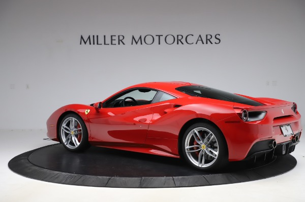 Used 2017 Ferrari 488 GTB for sale Call for price at McLaren Greenwich in Greenwich CT 06830 4