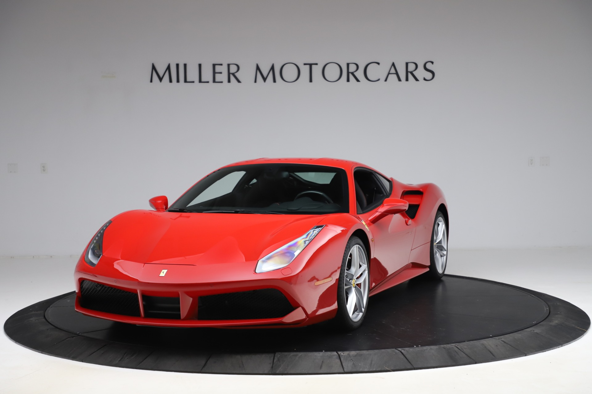 Used 2017 Ferrari 488 GTB for sale Call for price at McLaren Greenwich in Greenwich CT 06830 1
