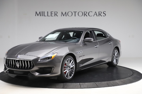 New 2020 Maserati Quattroporte S Q4 GranSport for sale $125,085 at McLaren Greenwich in Greenwich CT 06830 2