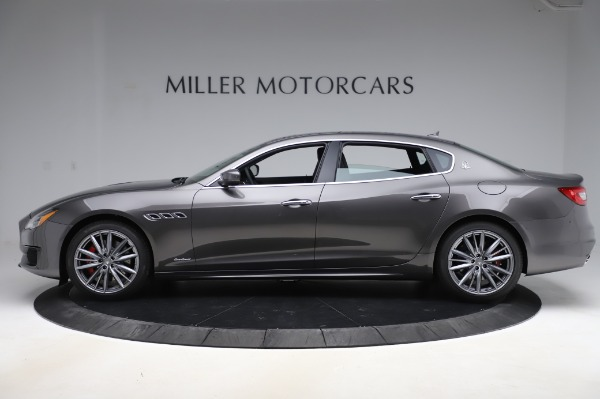 New 2020 Maserati Quattroporte S Q4 GranSport for sale $125,085 at McLaren Greenwich in Greenwich CT 06830 3