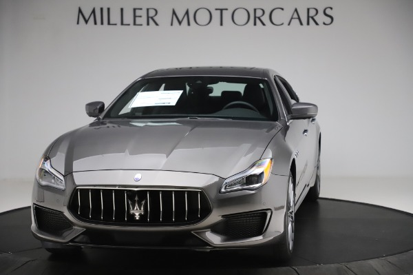 New 2020 Maserati Quattroporte S Q4 GranSport for sale $125,085 at McLaren Greenwich in Greenwich CT 06830 1