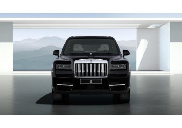 New 2021 Rolls-Royce Cullinan for sale $376,075 at McLaren Greenwich in Greenwich CT 06830 2