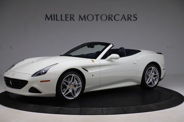 Used 2016 Ferrari California T for sale Sold at McLaren Greenwich in Greenwich CT 06830 2