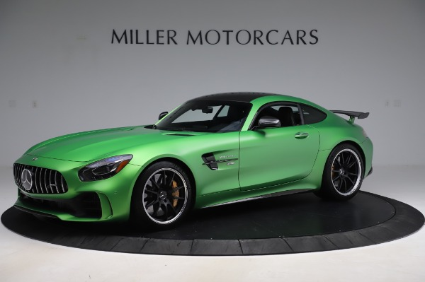 Used 2019 Mercedes-Benz AMG GT R for sale $155,900 at McLaren Greenwich in Greenwich CT 06830 2
