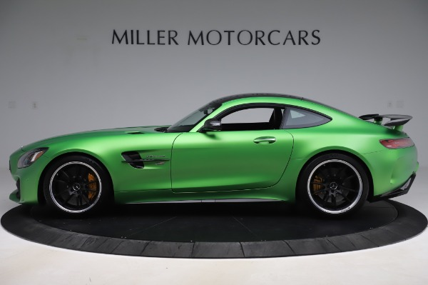 Used 2019 Mercedes-Benz AMG GT R for sale $155,900 at McLaren Greenwich in Greenwich CT 06830 3