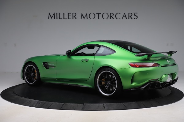 Used 2019 Mercedes-Benz AMG GT R for sale $155,900 at McLaren Greenwich in Greenwich CT 06830 4