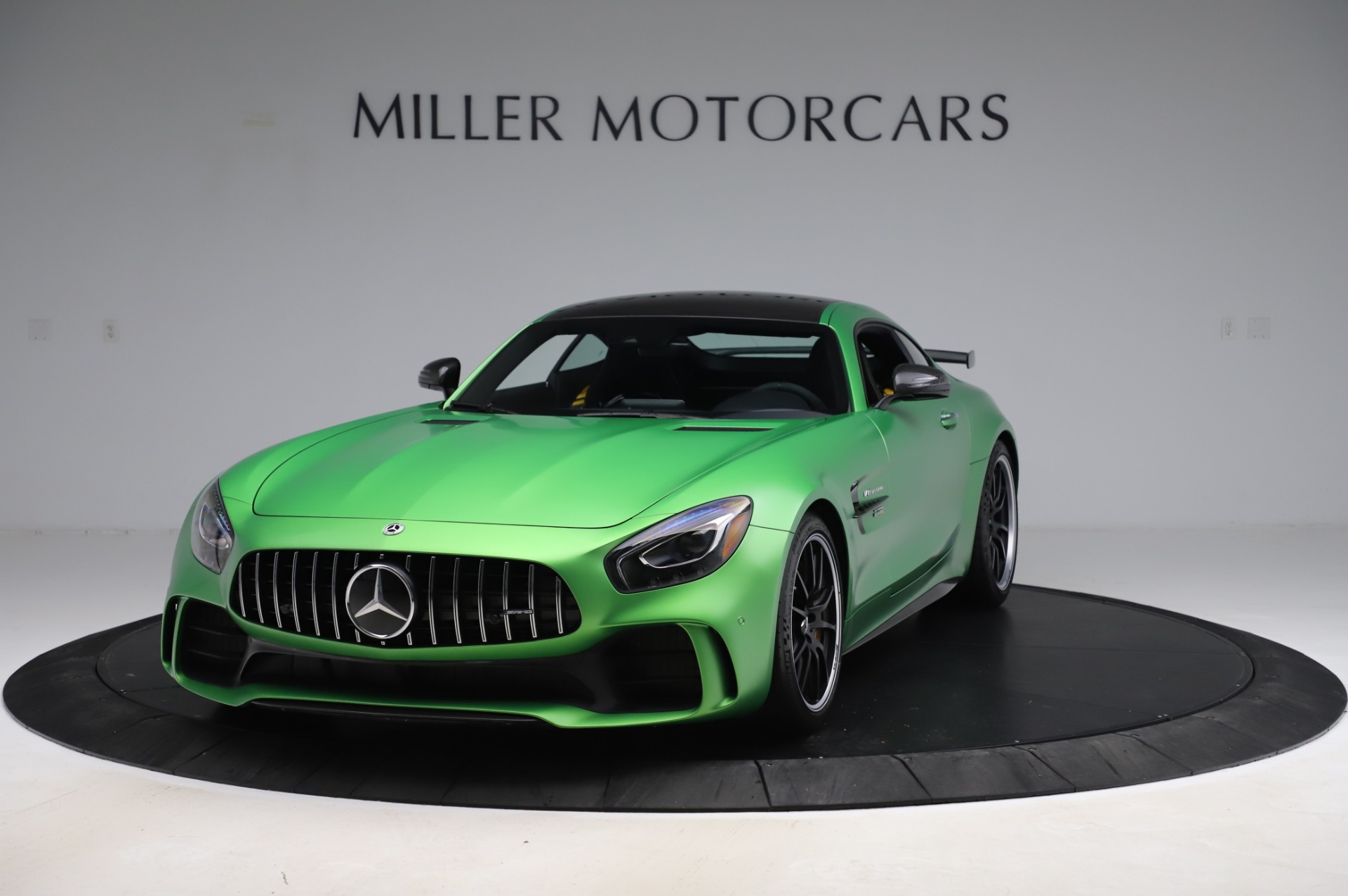 Used 2019 Mercedes-Benz AMG GT R for sale $155,900 at McLaren Greenwich in Greenwich CT 06830 1