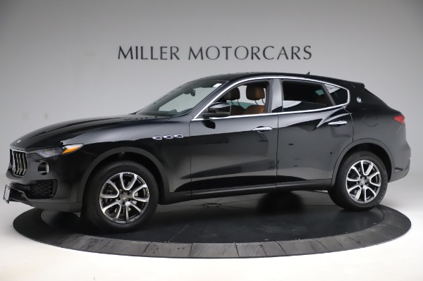 Used 2017 Maserati Levante Q4 for sale $51,900 at McLaren Greenwich in Greenwich CT 06830 3