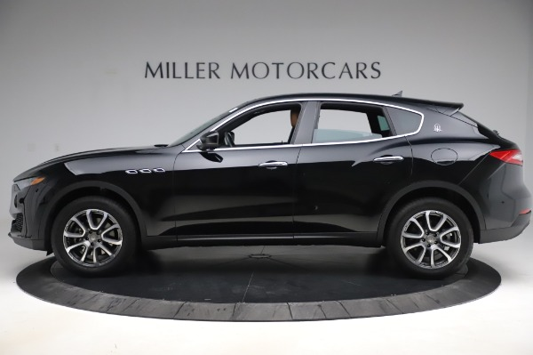 Used 2017 Maserati Levante Q4 for sale $51,900 at McLaren Greenwich in Greenwich CT 06830 4