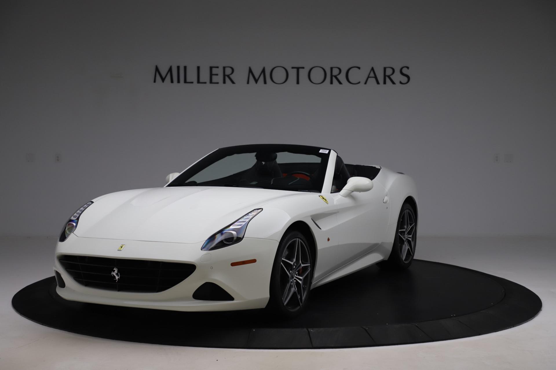 Used 2015 Ferrari California T for sale $159,900 at McLaren Greenwich in Greenwich CT 06830 1
