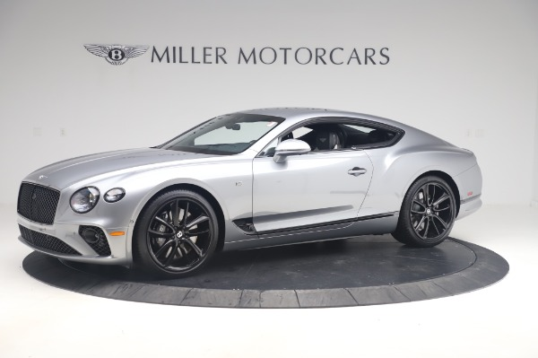 New 2020 Bentley Continental GT V8 First Edition for sale $276,600 at McLaren Greenwich in Greenwich CT 06830 2